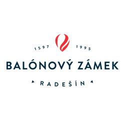 Balónový zámek - Hotel Radešín