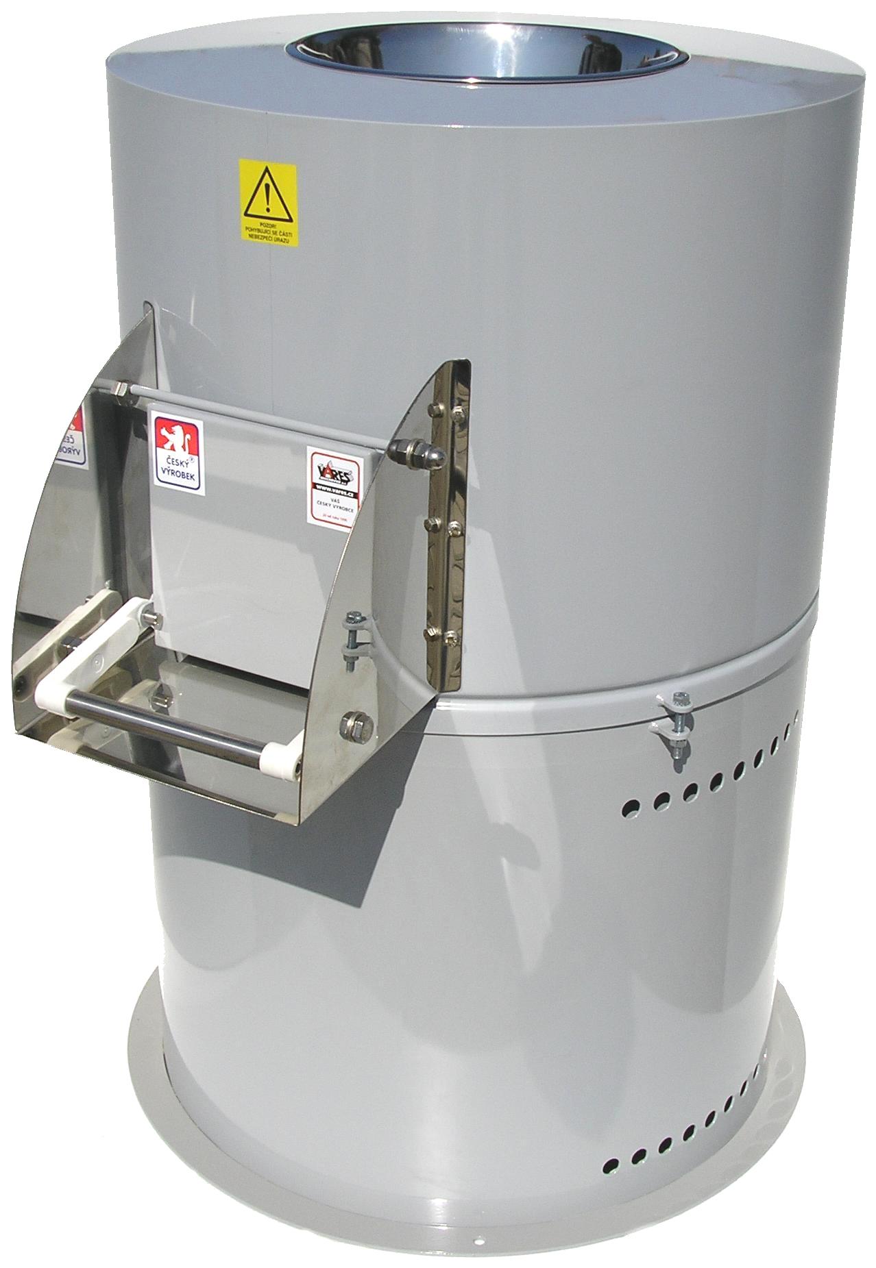 ŠKBZ 40L - Škrabka brambor LAK 40g/1 dávku