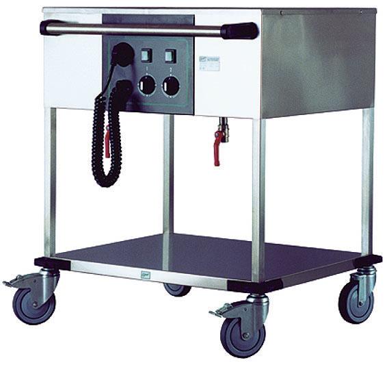 Jídelní výdejní vozík EKG - 2/II