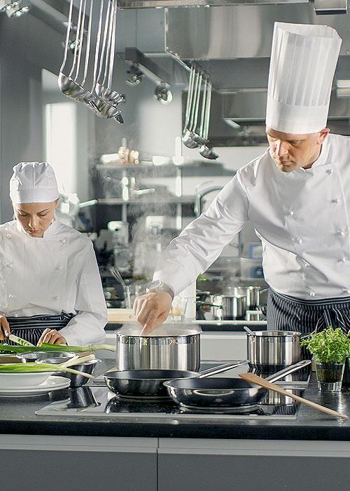 Vybavení kuchyní avelkokuchyní