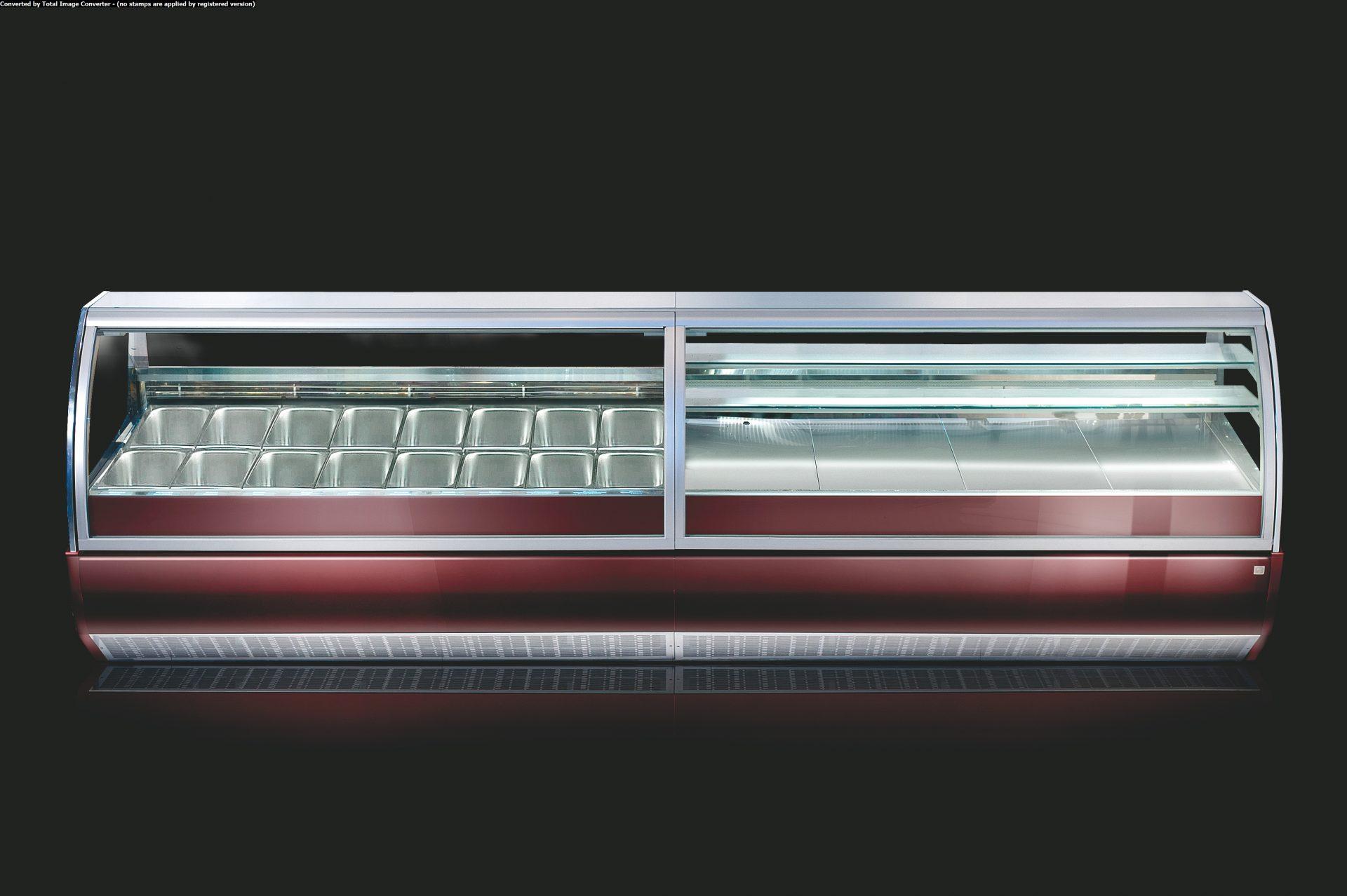 Zmrzlinové vitríny SINTESI STX