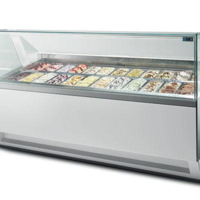 Zmrzlinové vitríny FB SMART - VENTILATA