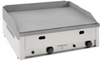 Grilovací deska hladká, plynová FTH - 60G