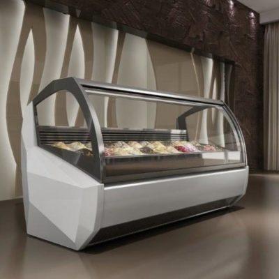 Zmrzlinové vitríny PROXIMA NEW 2013 12 + 12