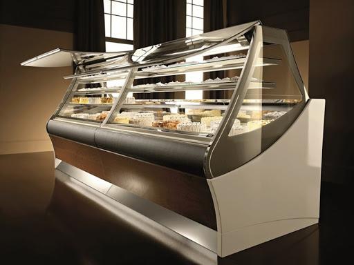 Zmrzlinové vitríny Sintesi Atto II.
